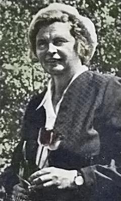 учены дендролог З. И. Лучник